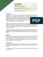 Diploma Planificación, Gestión y Organización de Eventos
