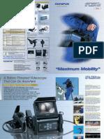 Olympus Iplex Mx r Videoprobe Specification