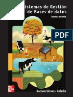 Sistemas de Gestión de Bases de Datos 3ra Edición Ramakrishnam - Gehrke