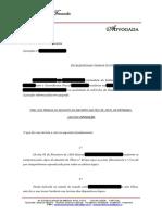 Contestação Injunção - Erro Na Identidade