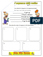 Adverbs of Sequence