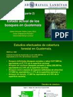 Cobertura y Producción Forestal en Guatemala