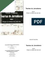 Teorias Do Jornalismo - Vol. 1 - Nelson Traquina [Completo]