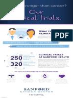 Sanford - Our clinical trials