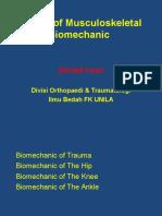 Basic Biomechanic