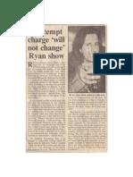 Gerry Ryan article 1990