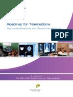 Roadmap for Telemedicine