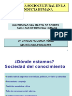 Clase 6 Conducta Huma e Influencias Socioculturales 2013