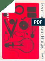 Batteries and Bulbs Book 1 Circuits 1