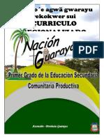 CR Secundaria Guarayo