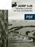 ADRP 3-28 Defense Support of Civilian Authorities Jun 2013