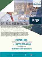 Dr. Badia s Trip to Austria