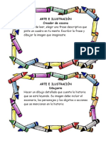 Tarjetas Arte e Ilustración