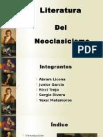 literatura neoclacisismo