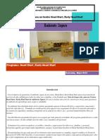Guía de Ambiente Seguro de Los Centros Head Start