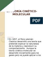 La Teoría Cinético Molecular
