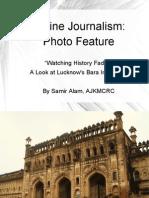 Online Photo Feature - Lucknow's Bara Imambara
