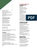 10 Canciones Románticas