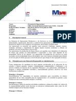 151112 MBA G - Gerencia de Operaciones