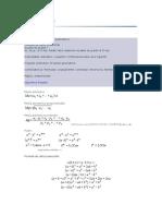 Formule Algebra