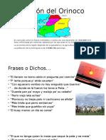 Región Del Orinoco