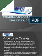 Comunicaciones Inalambricas Modelo de Canales y Conceptos Basicos