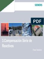 Compensacion Serie - Siemens