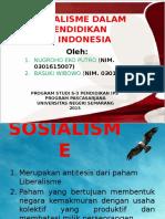 SOSIALISME DALAM PENDIDIKAN.pptx