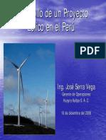 proyecto eolico