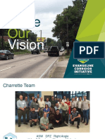 Evangeline Corridor Initiative May 27, 2016, presentation