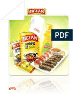 Mezan Marketing  Report