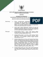 KMK No 1278 Tahun 2009 Ttg TB Dan HIV
