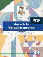 GPC-BE 49 Fístulas Enterocutáneas