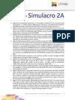 Simulacro CMP-CTO 2A