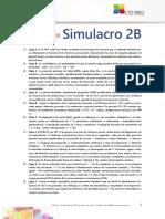 Simulacro CMP-CTO 2B