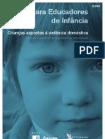 Manual para  Educadores - A Criança e a Violência