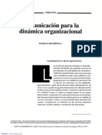 RESTREPO Comunicacion Dinamica Organizacional