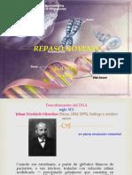 Base Molecular de La Herencia