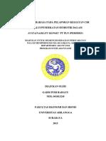 Skripsi Akuntansi Full - Narsisme Bahasa dalam Pelaporan Akuntansi