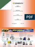 Linea de Tiempo Historia de La Neuropsicología, Ángela Romero