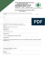 laporan KPC