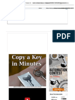Copy a Key in Minutes