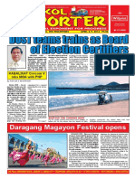 Bikol Reporter April 3 - 9, 2016 Issue