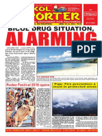 Bikol Reporter April 10 - 16, 2016 Issue