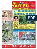 Bikol Reporter April 24 - 30, 2016 Issue