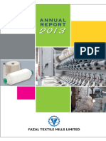 Fazal Annual 2013