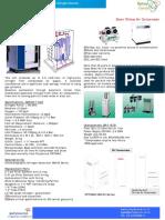 Polysource OPTIMAC NM100 Series - Nitrogen Generator