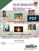 Camp Amen To Infantil y Juvenil.2010.