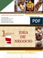Chocolate proyecto