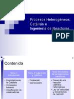 Procesos heterogéneos
